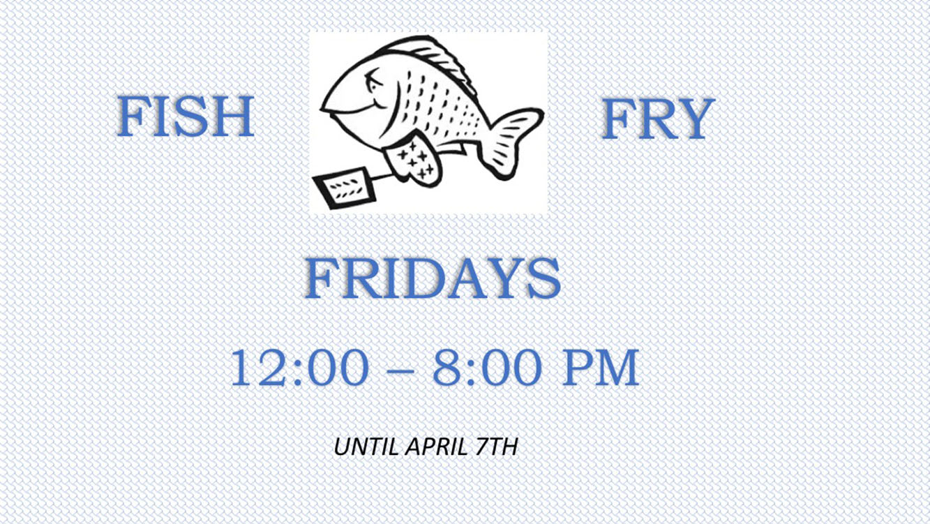 http://graceepiscopalwpb.orgFISH FRY