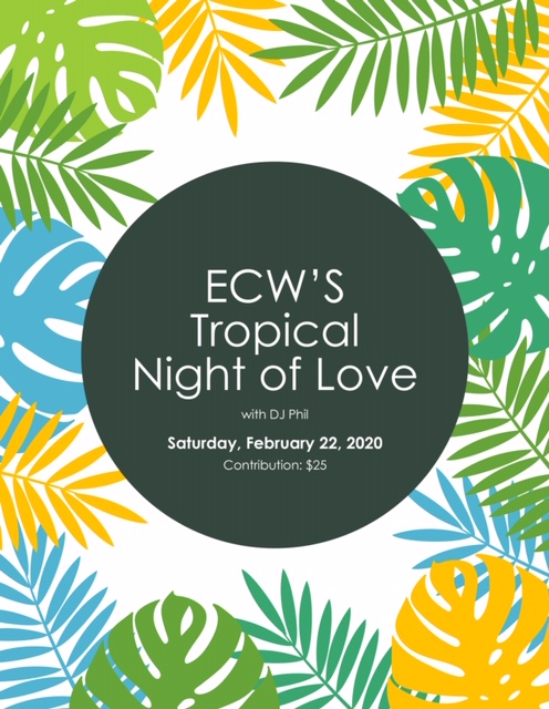 ECW'S TROPICAL NIGHT OF LOVE